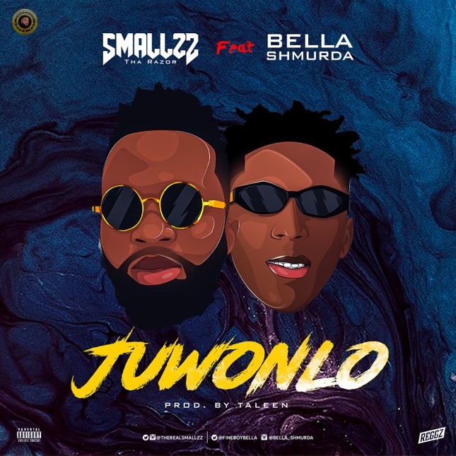 DOWNLOAD MP3: Smallzz Tha Razor (STR) ft. Bella Shmurda – Juwonlo