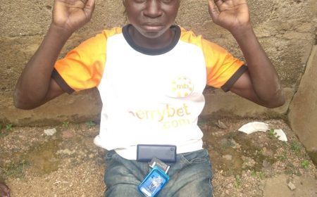 Young Boy Arrested For Raping A 6year old Girl