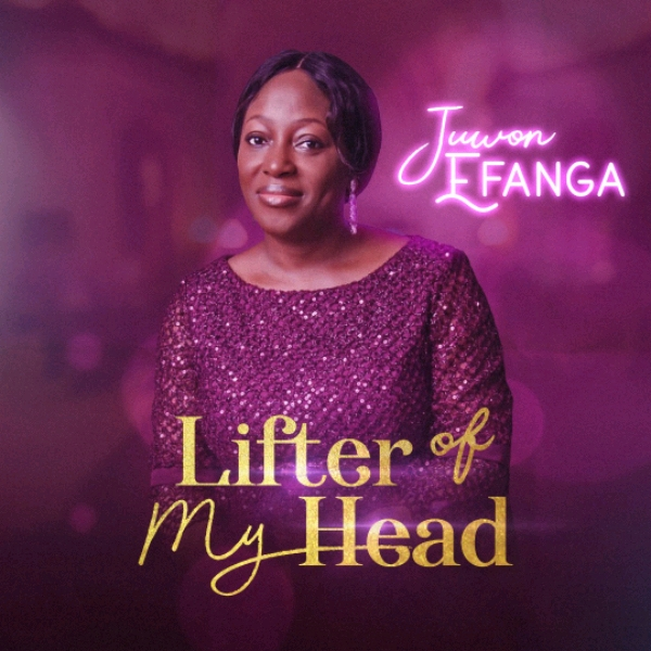 DOWNLOAD MP3: Juwon Efanga  Lifter  Of My Head (Album)
