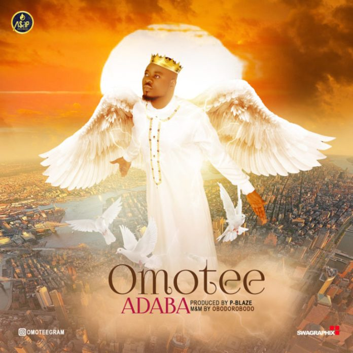 DOWNLOAD MP3: Omotee – Adaba