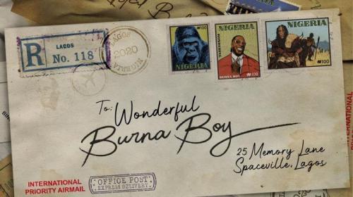 DOWNLOAD MP3: Burna Boy – Wonderful