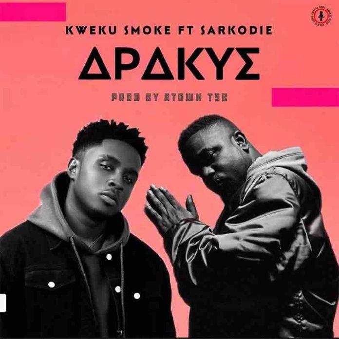 DOWNLOAD MP3: Kweku Smoke Ft Sarkodie  - Apakye