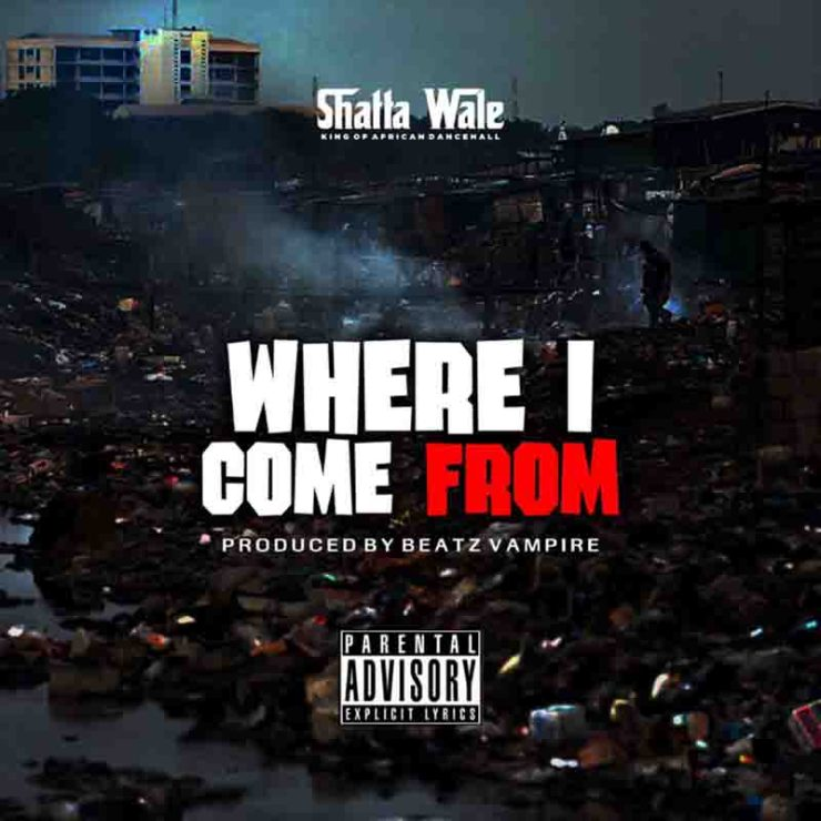DOWNLOAD MP3: Shatta Wale – Where I Come From