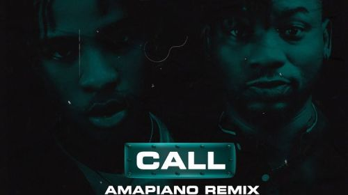 DOWNLOAD MP3: Joeboy & DJ Voyst – Call (Amapiano Remix)
