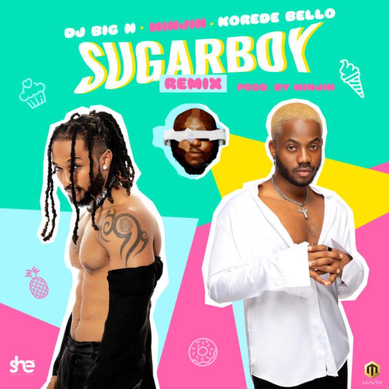 DOWNLOAD MP3: Minjin ft. Korede x Dj Big N – Sugarboy (Remix)