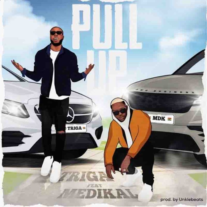 DOWNLOAD MP3: Triga ft Medikal - Pull Up