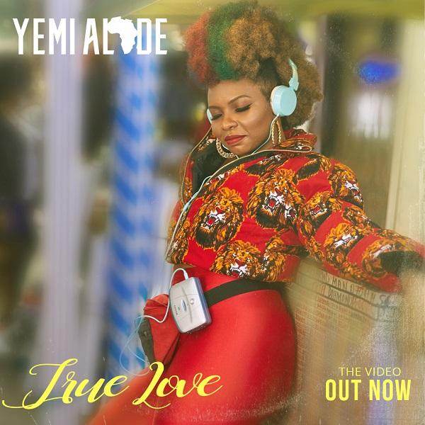 [Video] Yemi Alade – True Love