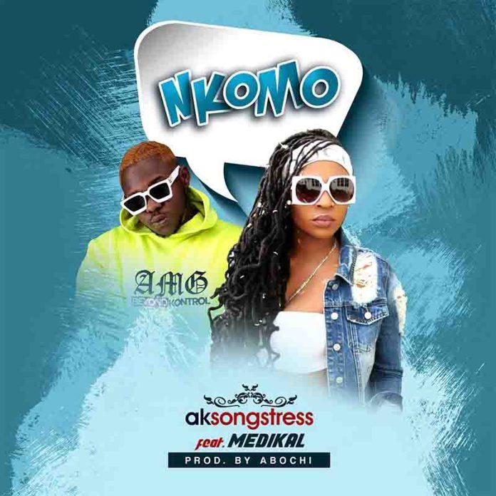 DOWNLOAD MP3: AK Songstress ft Medikal - Nkomo