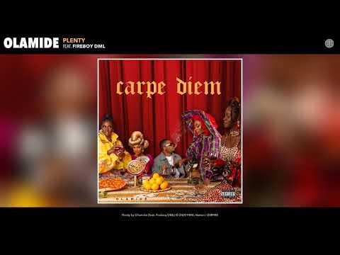 DOWNLOAD MP3: Olamide ft. Fireboy DML – Plenty