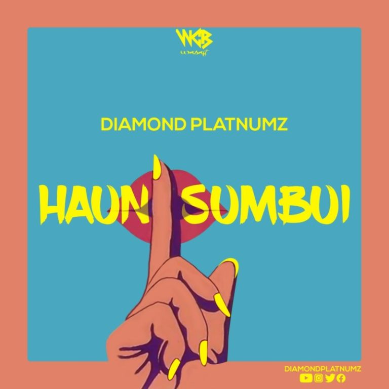 DOWNLOAD MP3: Diamond Platnumz – Haunisumbui