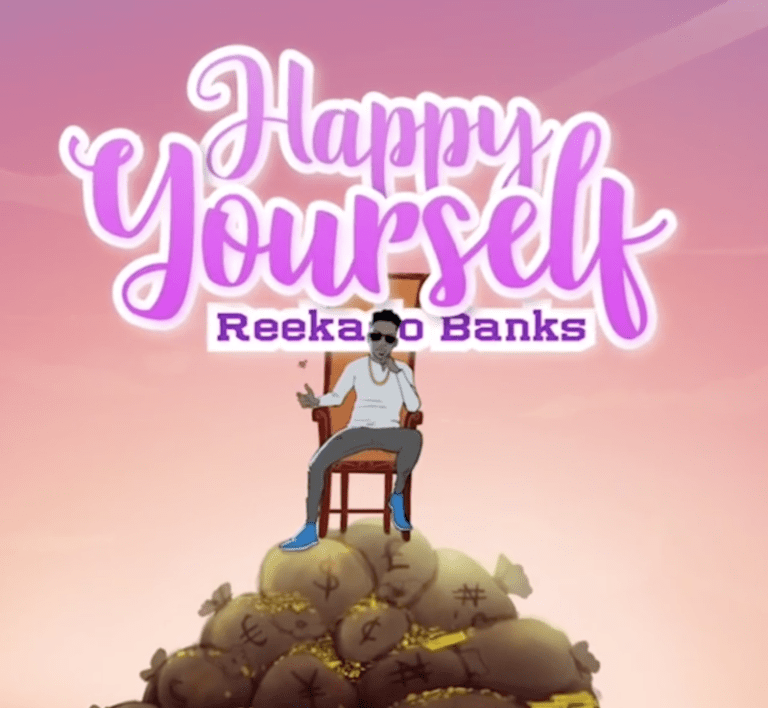 DOWNLOAD MP3: Reekado Banks – Happy Yourself