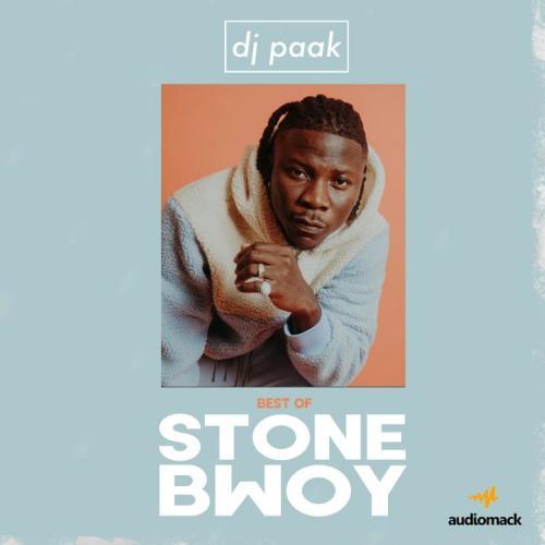 DJ Paak – Best of Stonebwoy (Mixtape)