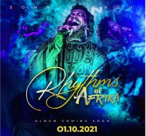 DOWNLOAD Album: Sonnie Badu – Rhythms of Afrika (Live in Atlanta)