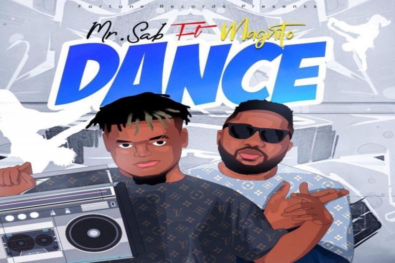 DOWNLOAD mp3: Mr Sab ft Magnito – Dance
