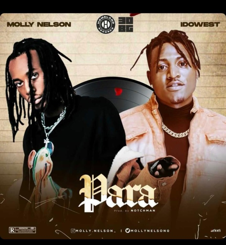 Molly Nelson – Para ft. Idowest (Mp3 Download)