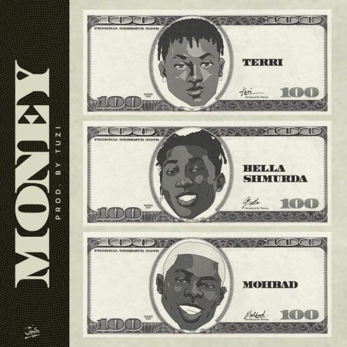 DOWNLOAD MP3: Terri – Money ft. Bella Shmurda & Mohbad