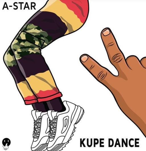 DOWNLOAD MP3: A-Star – Kupe Dance