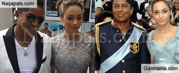 63 YrOld Jermaine Jackson Is Marrying 23 YrOld Lady He Is Mentoring Maday Velasquez As 4th