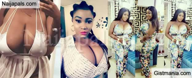 lady big bosom - Rich Men Prefer Women With Smaller Bosom, Poor Men Like Big Bosom - Researchers