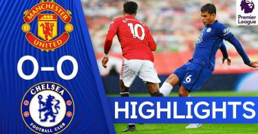 Chelsea vs Manchester United 0-0 - Highlights [FAST DOWNLOAD] 1
