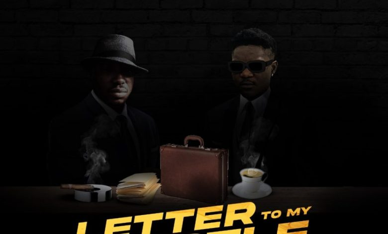 Big Shake – Letter To My Hustle ft PersonTee