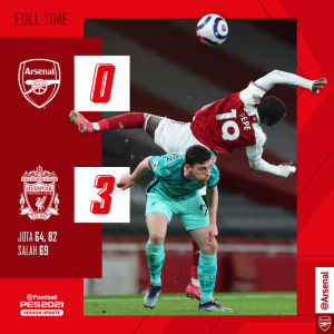Arsenal vs Liverpool 0-3 – Highlights [FAST DOWNLOAD]