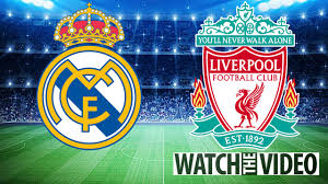 [LIVE STREAM] Real Madrid VS Liverpool #RMALIV