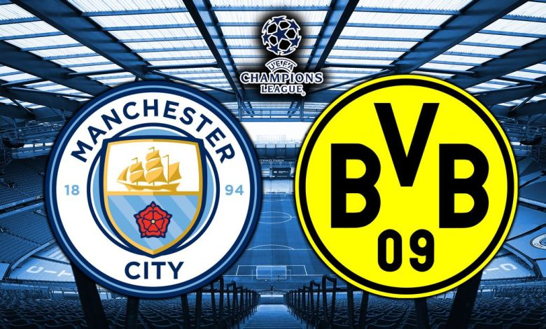 Manchester City vs Dortmund