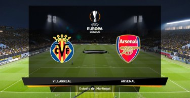 [LIVE STREAM] Arsenal vs Villarreal #ARSVIL
