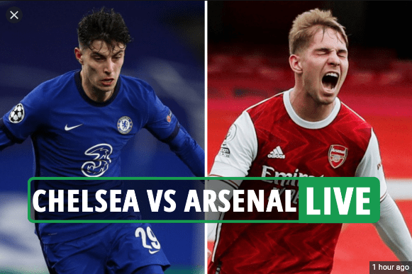 [LIVE STREAM] Chelsea vs Arsenal #CHEARS