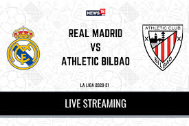 Athletic Bilbao Vs Real Madrid [Watch Now]