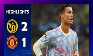 Young Boys vs Manchester United 2-1 - Highlights 14/9/2021Young Boys vs Manchester United 2-1 - Highlights 14/9/2021