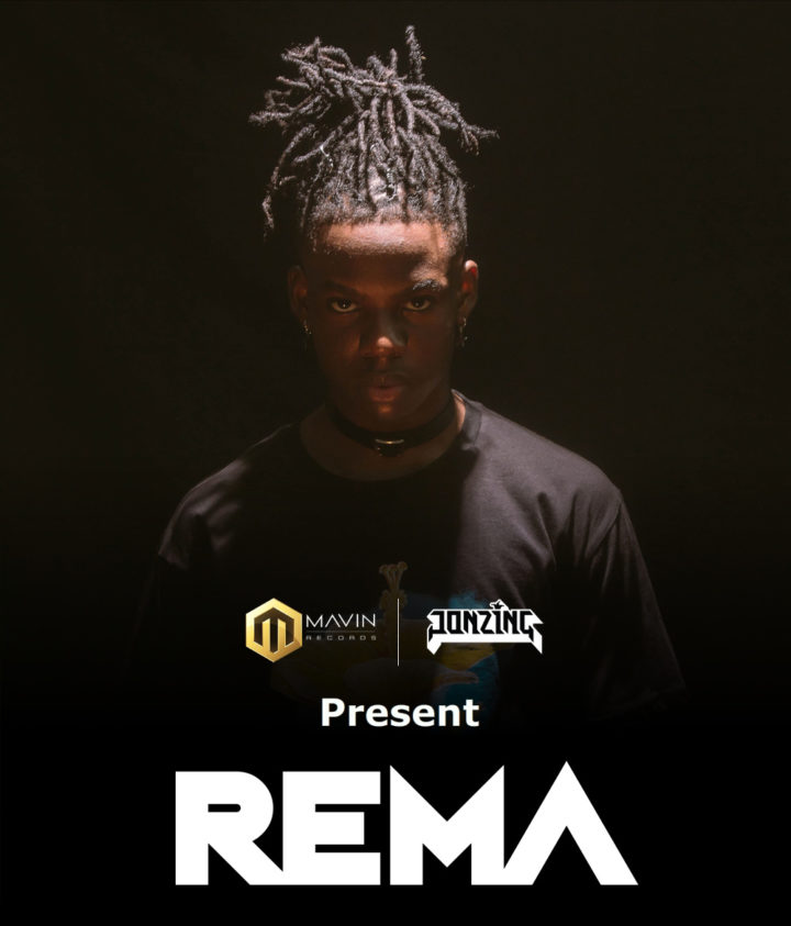 Mavin Records Presents: Rema – Corny + Dumebi + Why + Iron Man