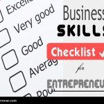 Essential Business Skills Checklist For Every Entrepreneur