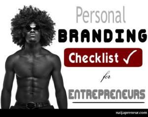 Personal Branding Checklist for Entrepreneurs
