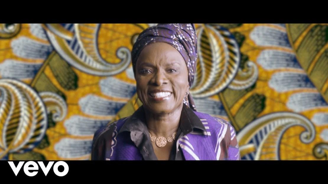 Angelique Kidjo Africa