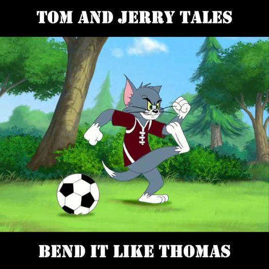 Bend It Like Thomas