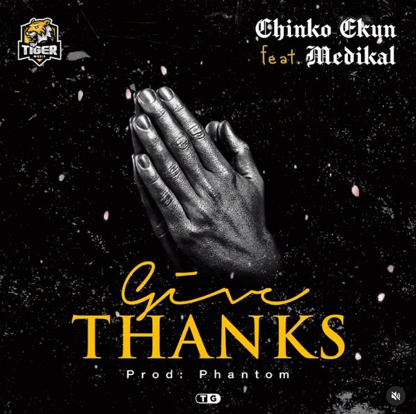 Chinko Ekun Give Thanks min