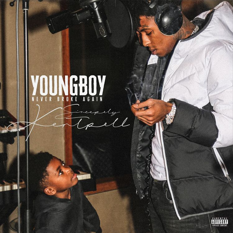 NBA YoungBoy Sincerely Kentrell