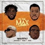 Nana Rogues ft. Wizkid, Zeenobwoy & Not3s – To The Max (Remix)