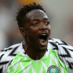 Ahmed Musa Made Good His promise As he Gives U-23 Super Eagles N4million