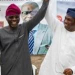 NEXT LEVEL: Lagos APC's Candidates Sanwo-Olu Wins Governorship Election