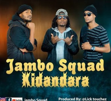Jambo Squad - Kidandara Mp3 Audio Download