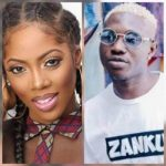 Tiwa Savage & Zlatan Seen Together In A Studio, working on a New Song