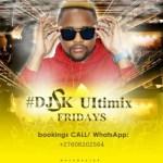 DJ SK – UltiMix Fridays 2019 (Mixtape)