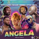 Young D – ANGELA Ft. Harmonize, Flavour, Yemi Alade, Gyptian & Singuila