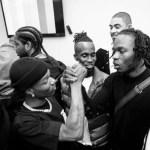 Wizkid Declare Himself A Marlian (Photos)