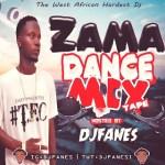 Mixtape: Dj Fanes – Zama Dance (Special Birthday Mix)
