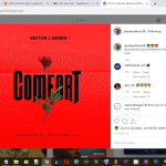 """Vector To Feature Davido in a new Song Titled """"Comfort"""" Soon"""