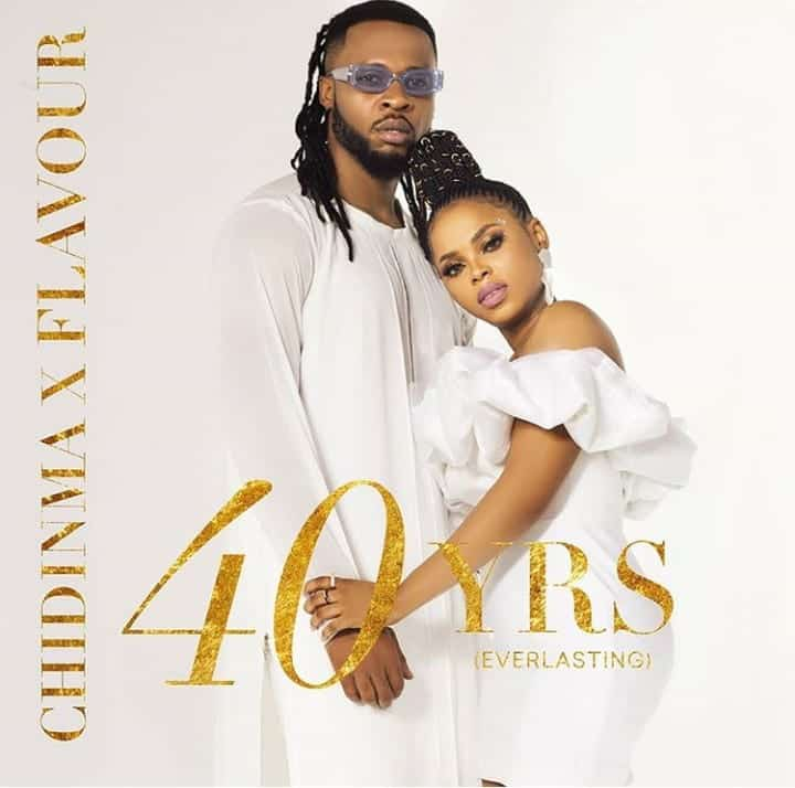 Flavour & Chidinma - 40YRS EVERLASTING EP (Album) Mp3 Zip Fast Download Free audio Complete